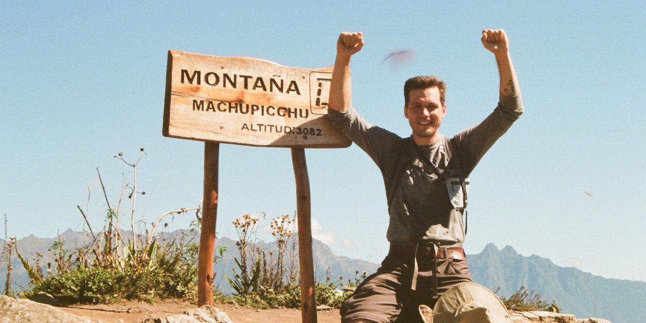 L'ascension de la Montana Machu Picchu
