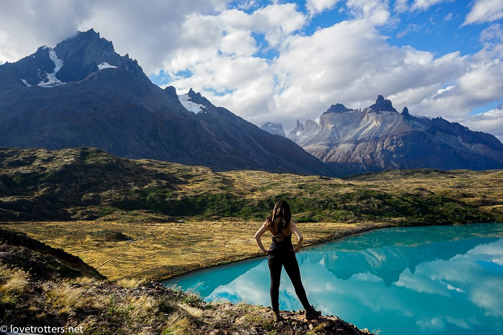 Parc national torres del paine en Patagonie