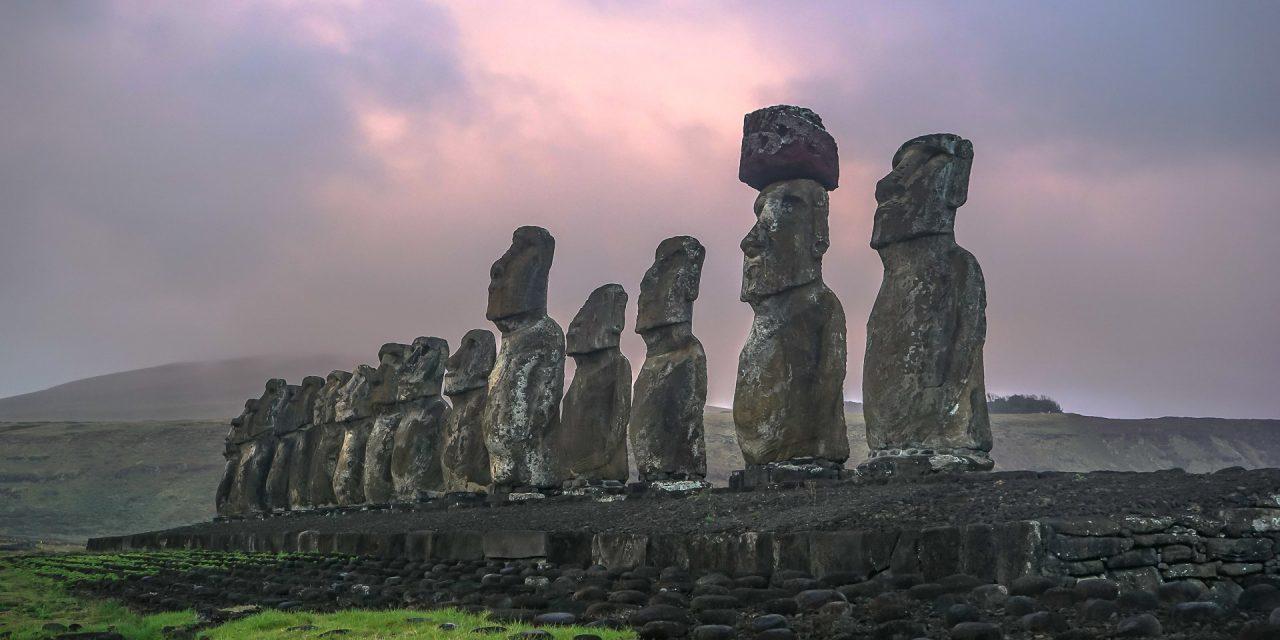 Mystère mystère à Rapa Nui (île de Pâques)