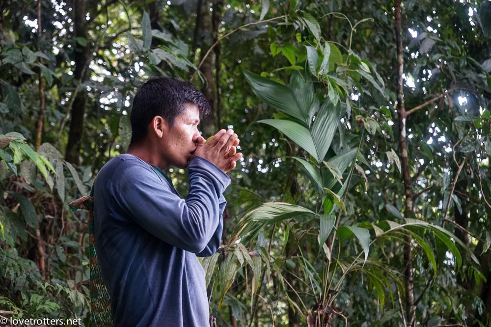 méthode de localisation en amazonie