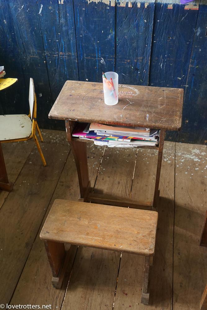 école primaire en amazonie