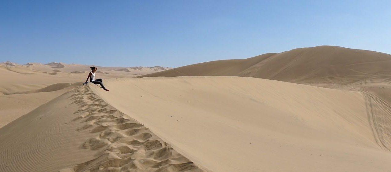 Des dunes de sable au Pérou? Huacachina, l'oasis du désert