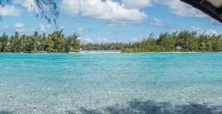 Seuls au monde sur un Motu: Écolodge Bora Bora
