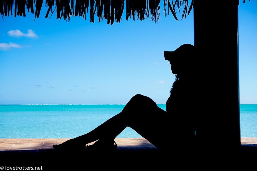Polynesie francaise bora bora madera beach