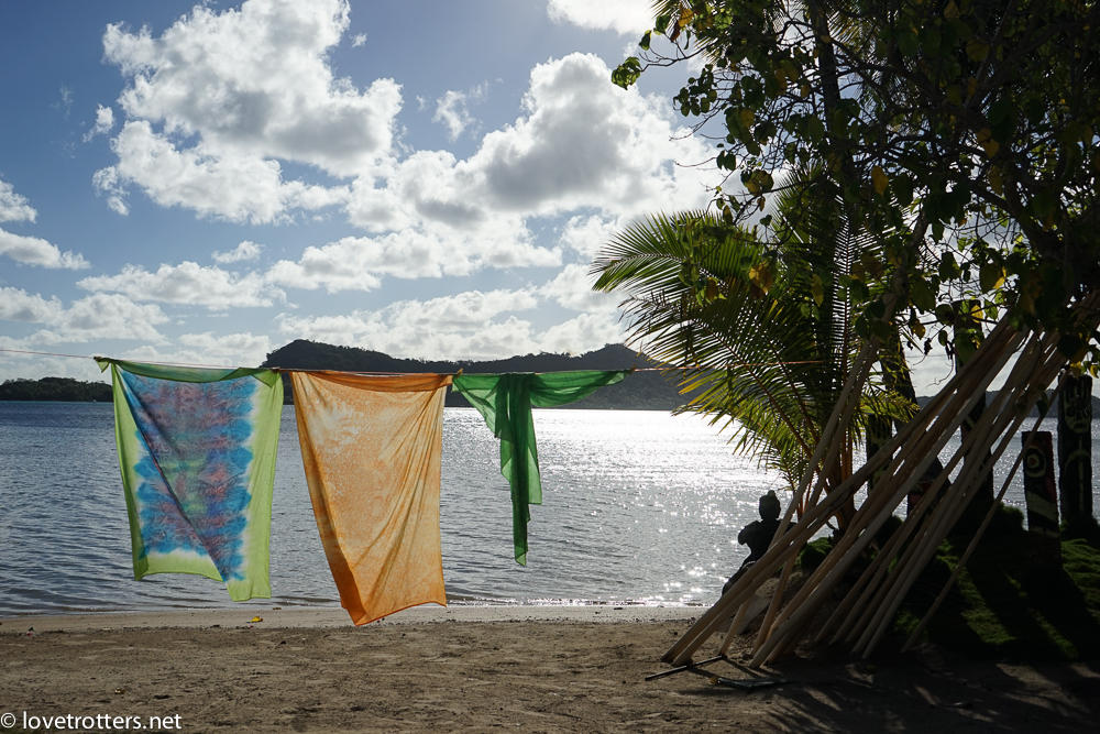 Polynesie francaise bora bora paréo