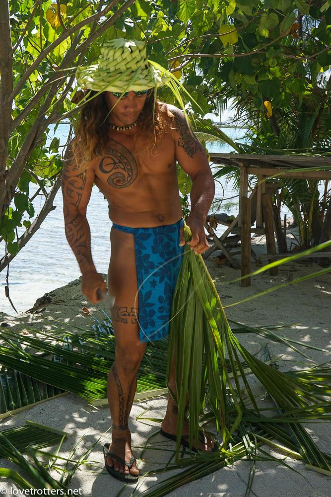 Polynesie francaise bora bora picnic motu