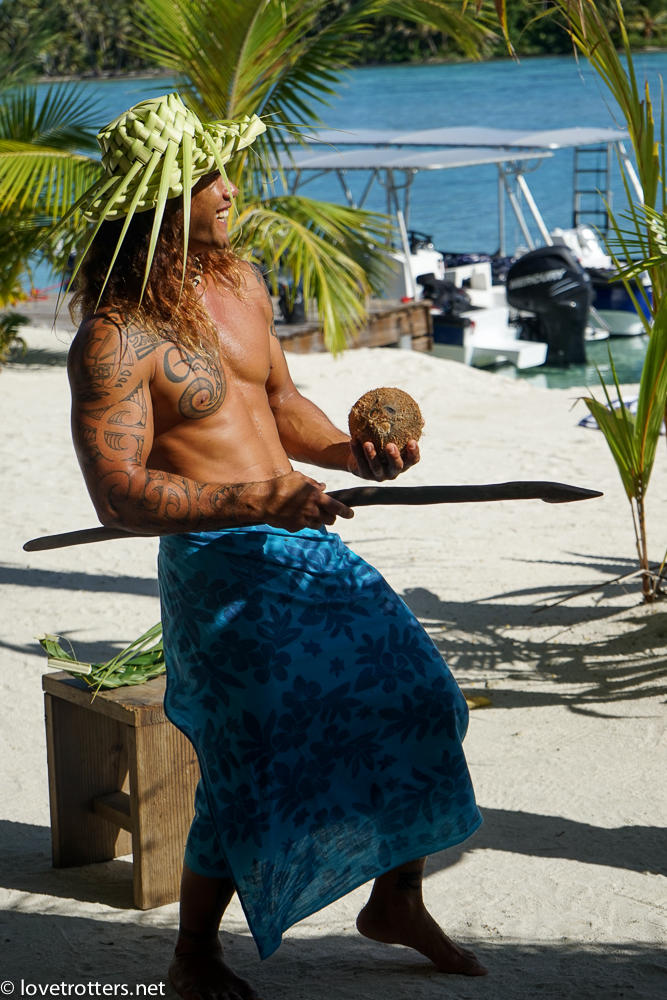Polynesie francaise bora bora coco