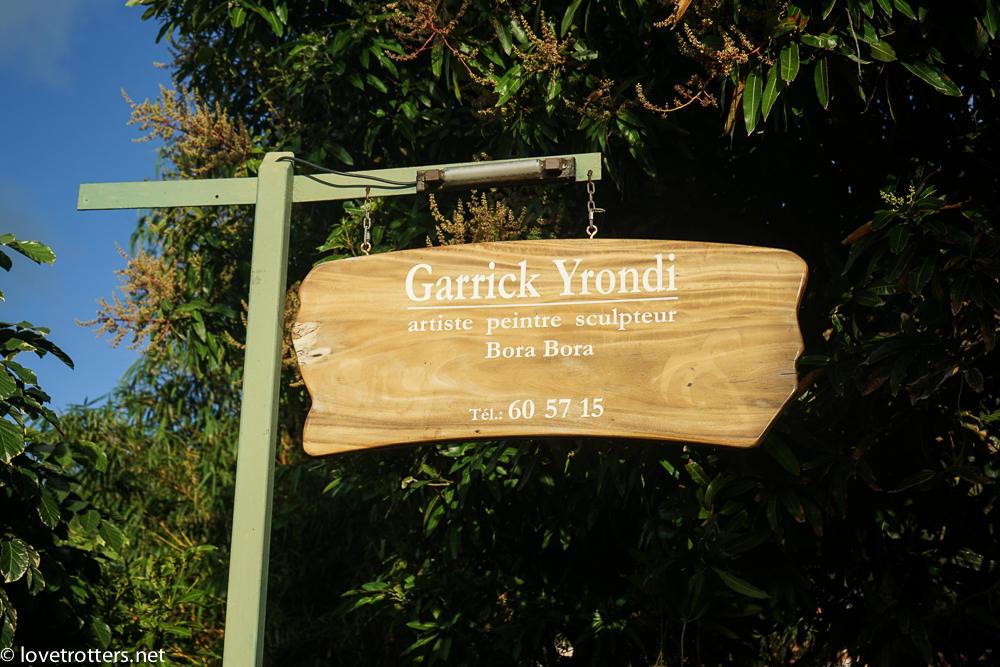 Polynesie francaise bora bora Garrick Yrondi