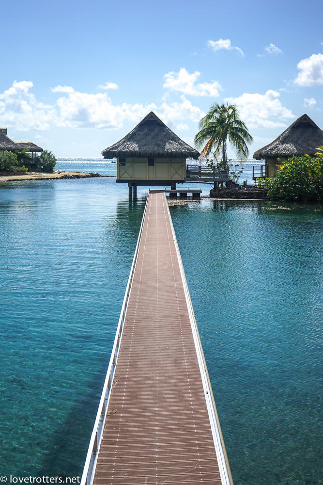 Intercontinental Resort & Spa à Moorea