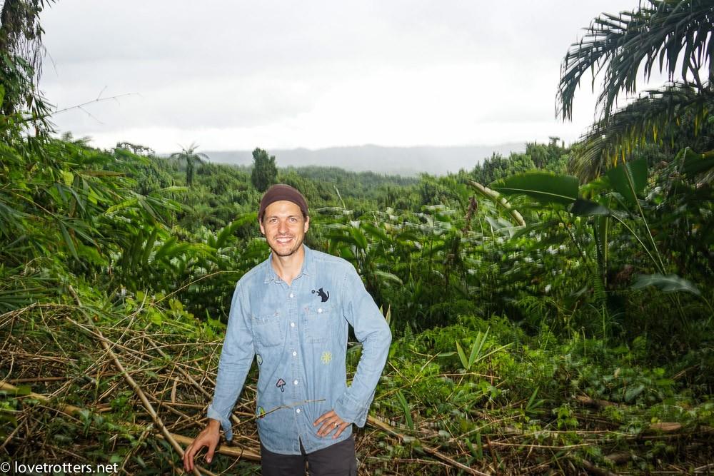 mike dans la jungle