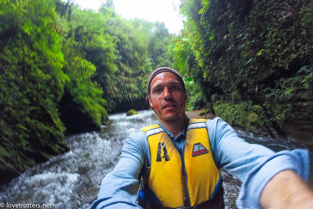 canyoning autour de millenium cave
