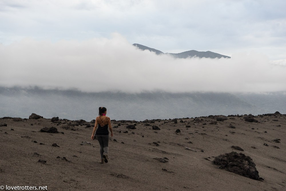 escalade du volcan yasur à tanna
