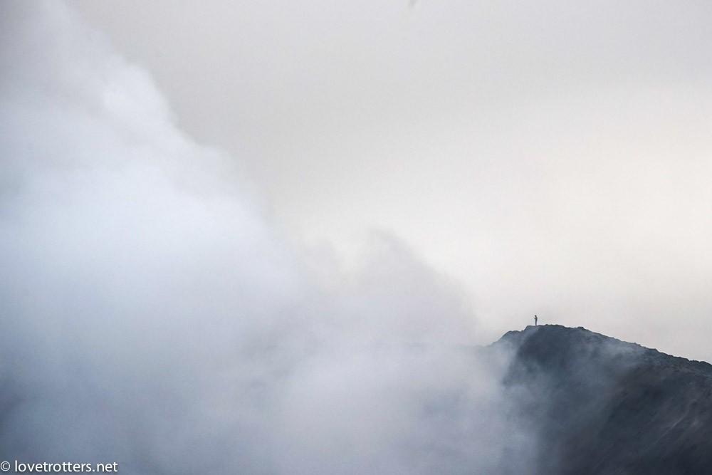 Le volcan Yasur à Tanna en eru