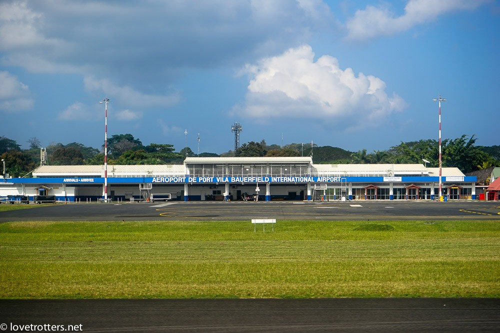 Port vila airport