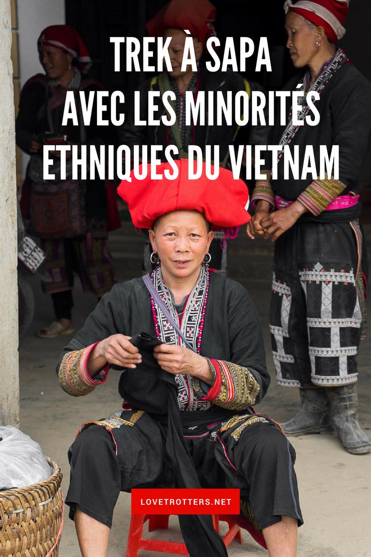 Trek à Sapa dans la brume avec les minorités ethniques du Vietnam