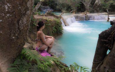 Cascades Tad Kuang Si et Tad Sae à Luang Prabang, laquelle visiter ?