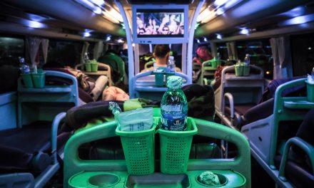 Bus de Vientiane à Hanoi : Voyage d'enfer ou voyage en enfer ?