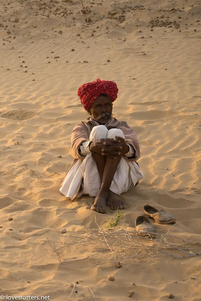 India - Jaisalmer - Camel Safari-00186