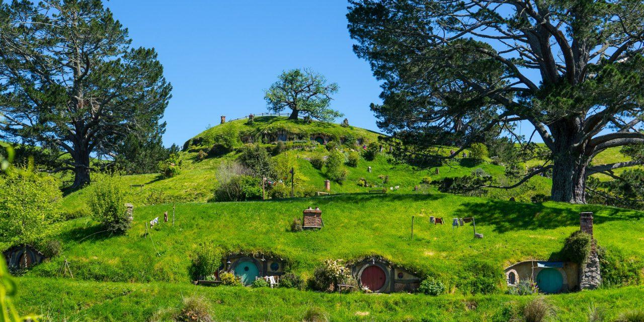 Hobbiton: Pèlerinage au pays des Hobbits
