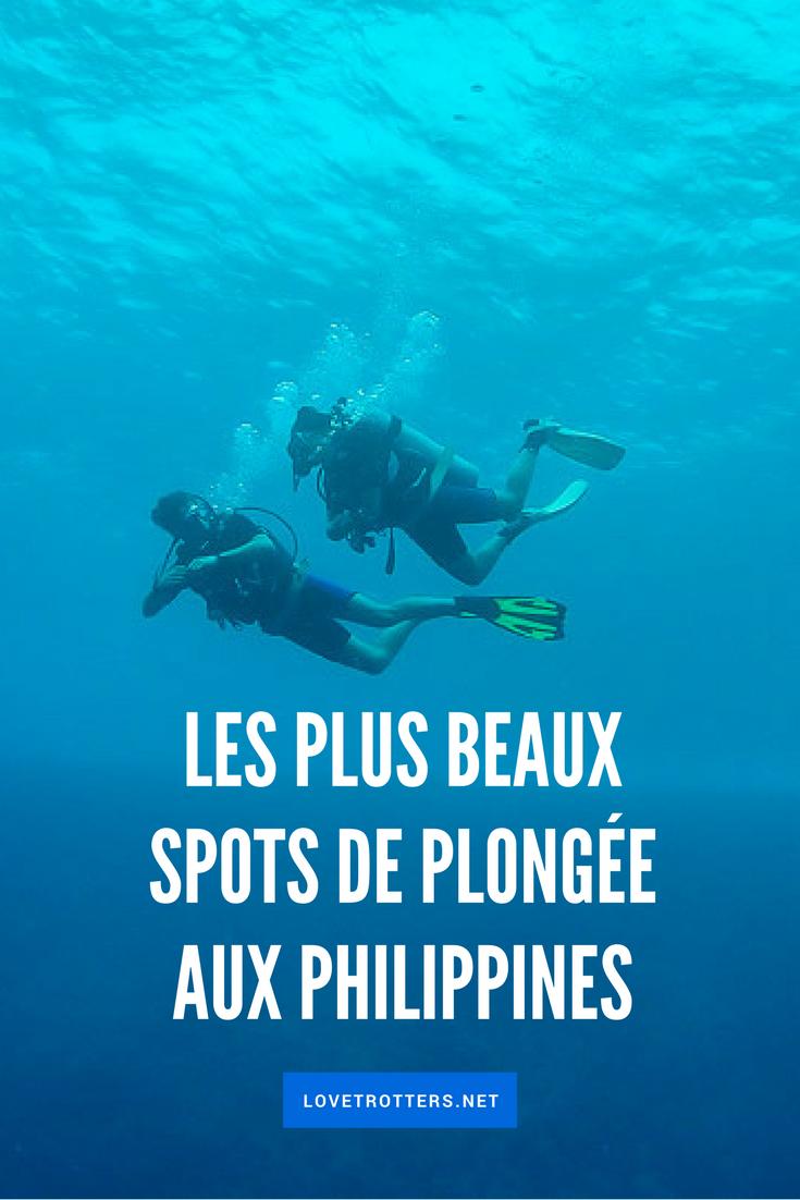 Plonger aux Philippines : Les 5 plus beaux spots de plongée sous-marine