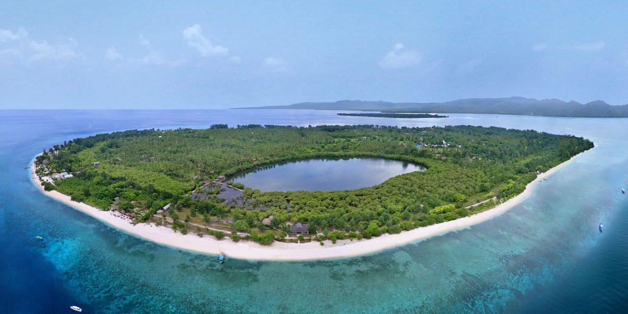 Apprendre à plonger aux îles Gili en Indonésie