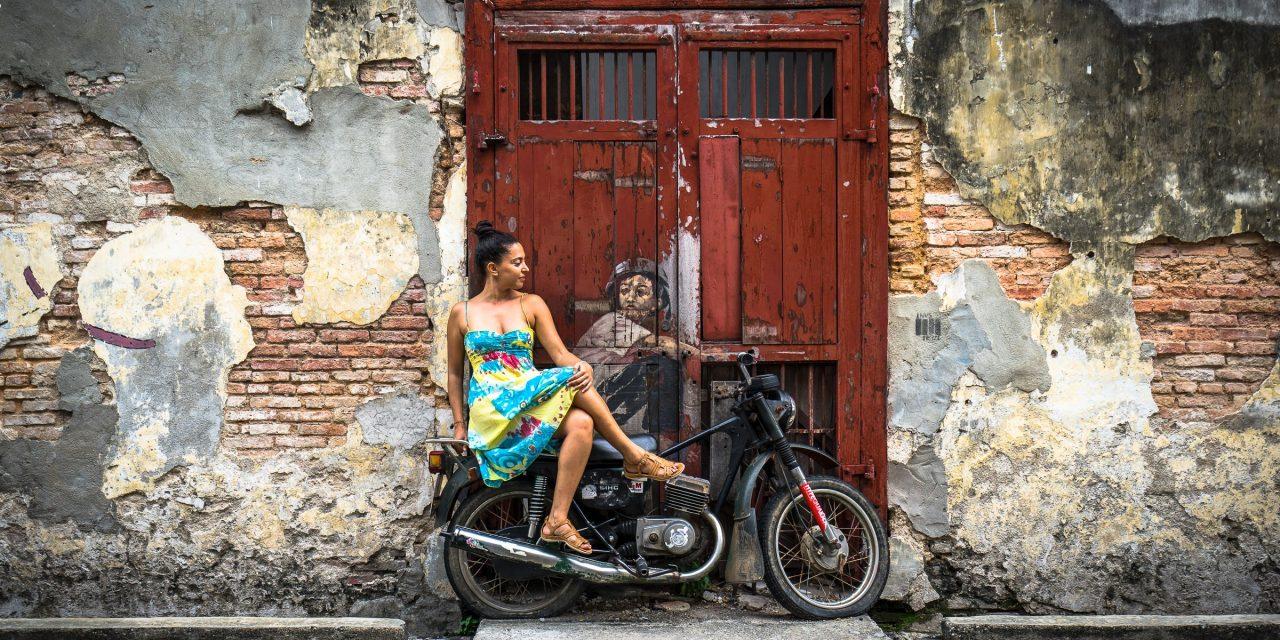 Street art, street food, street life à Georgetown Penang