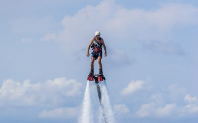 J'ai testé le FlyBoarding