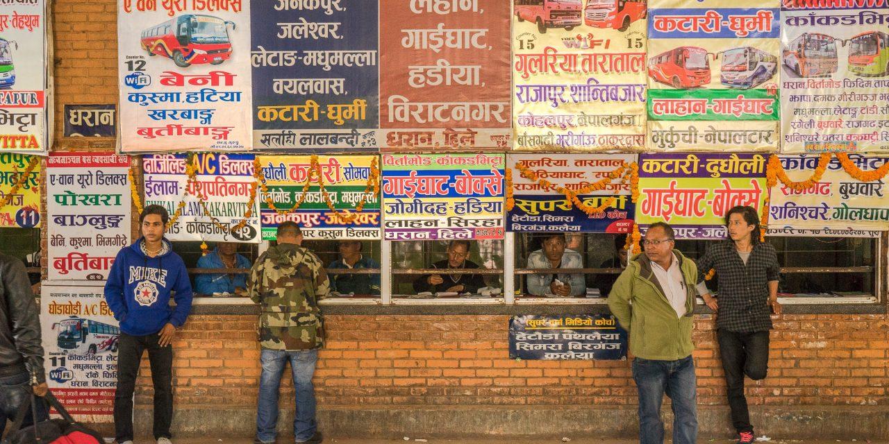 Le bus de l'enfer: Édition Népal