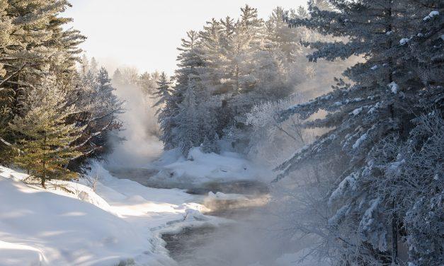 Écotourisme et petits plaisirs d'hiver en Mauricie Québec