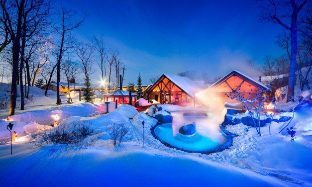 Expérience Nordik au plus grand spa en Amérique