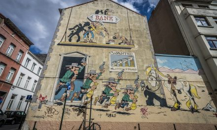 Visiter Bruxelles autrement à travers ses héros de bande dessinée