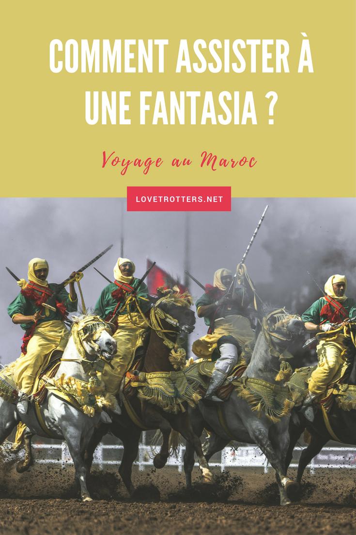 Où, quand et comment assister à un spectacle de Fantasia Tbourida au Maroc