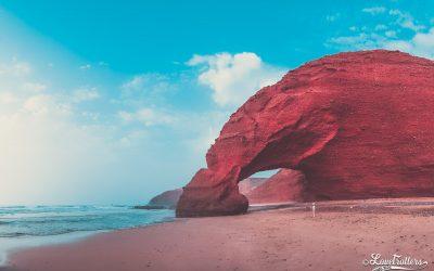 Plage Legzira à Sidi Ifni : La plus belle plage du Maroc?