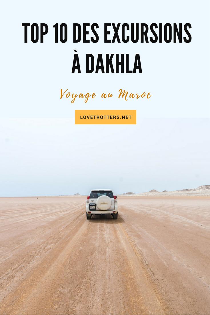 Que faire à Dakhla : Les excursions à ne pas manquer
