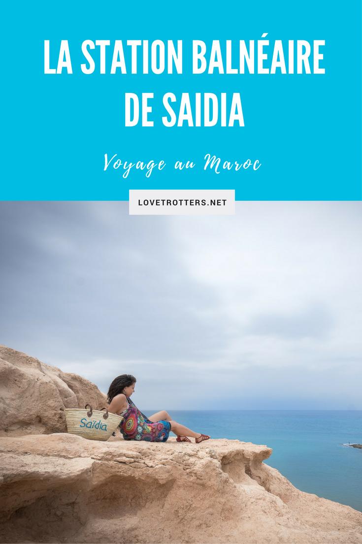 Vacances à la station balnéaire de Saidia