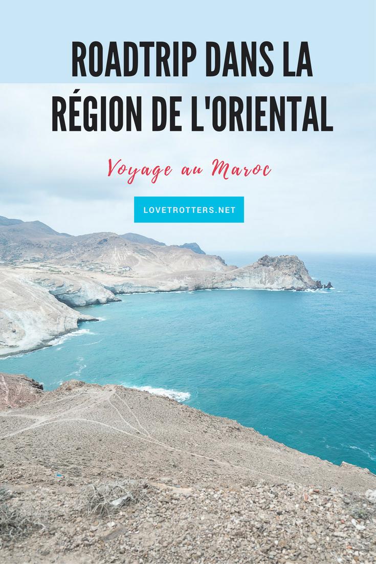 Roadtrip à travers la région de l'Oriental au Maroc