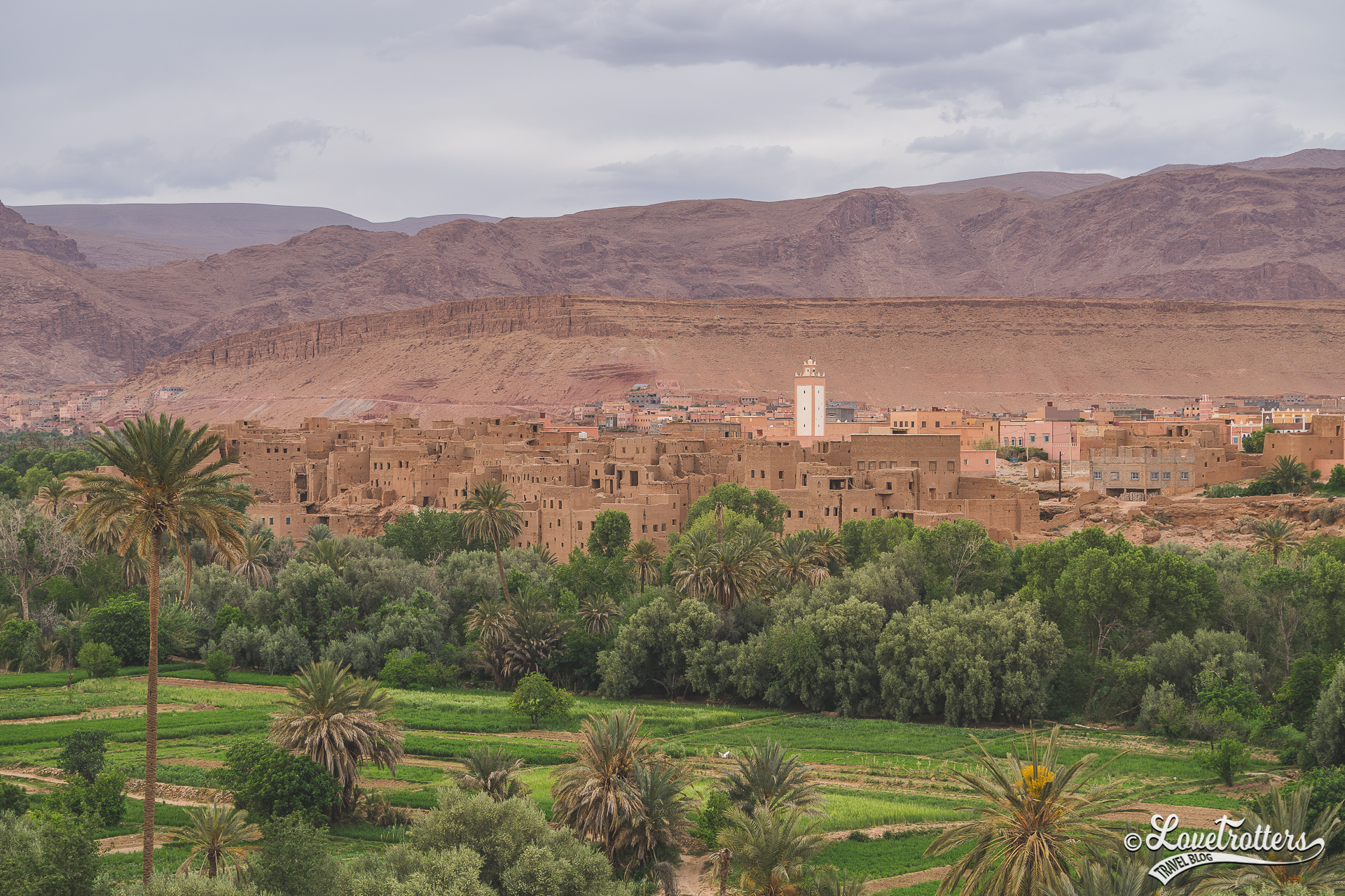 Roadtrip de Marrakech à Merzouga - Vallée du Dadès