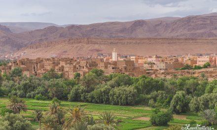 Roadtrip de Marrakech à Merzouga par la route des 1000 Kasbahs