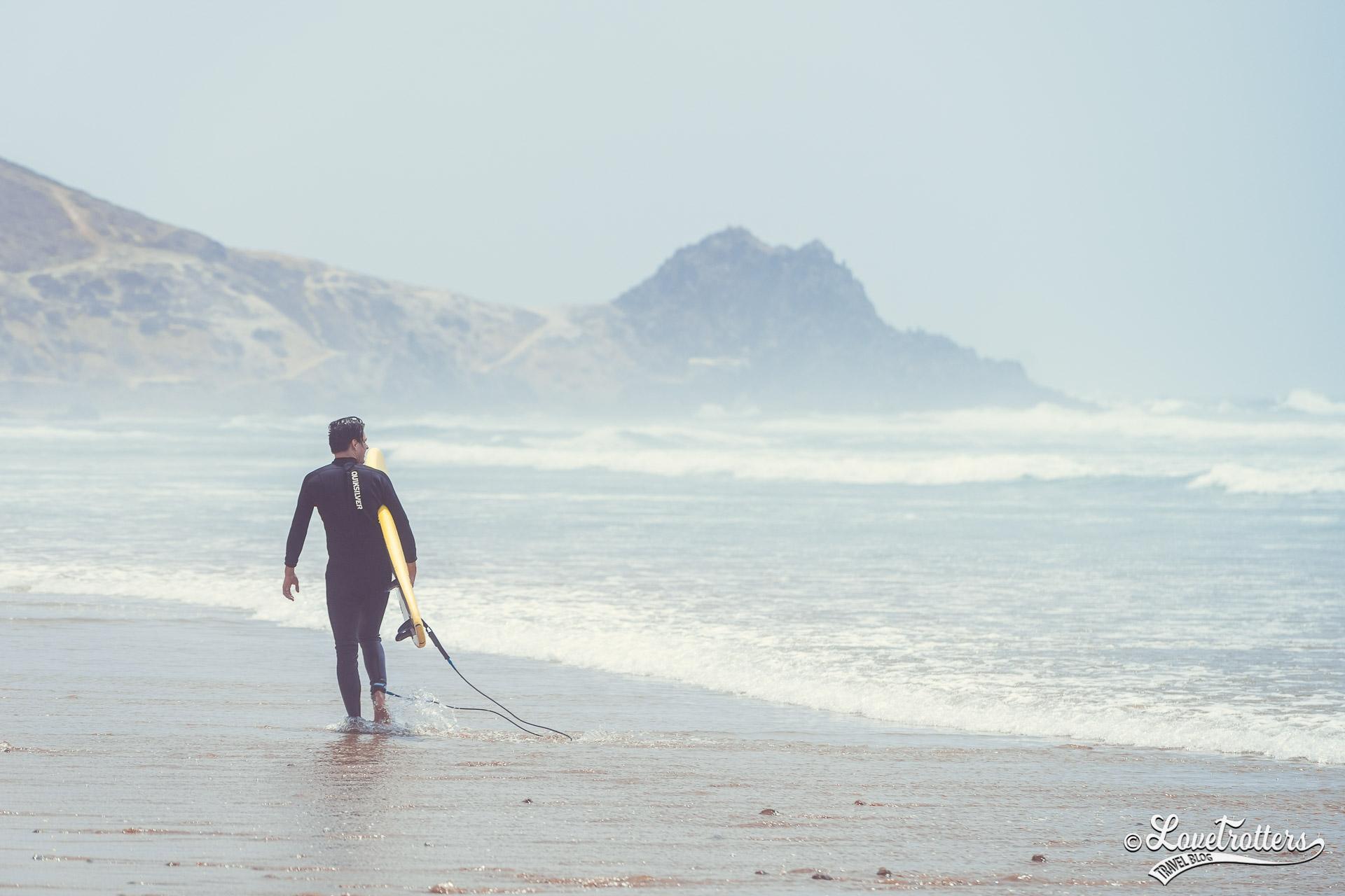 Les plus belles plages sauvages du Maroc : Mirleft