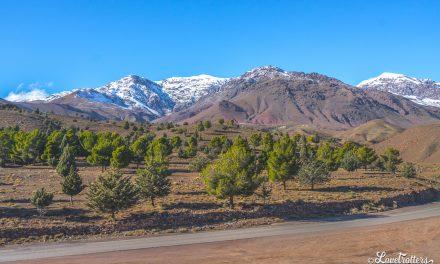 Les trésors du Tizi n'Tichka et la vallée Ounila entre Marrakech et Ouarzazate