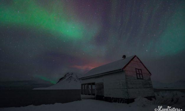 Comment photographier des aurores boréales + Timelapse