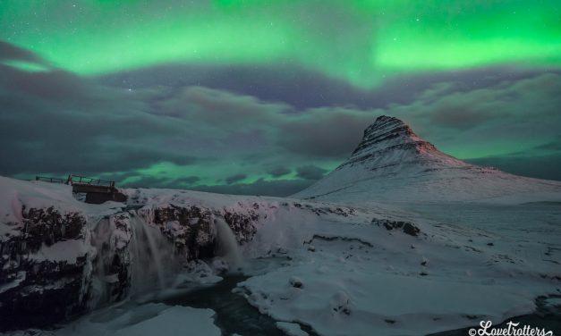 Ma première Chasse aux aurores boréales en Islande