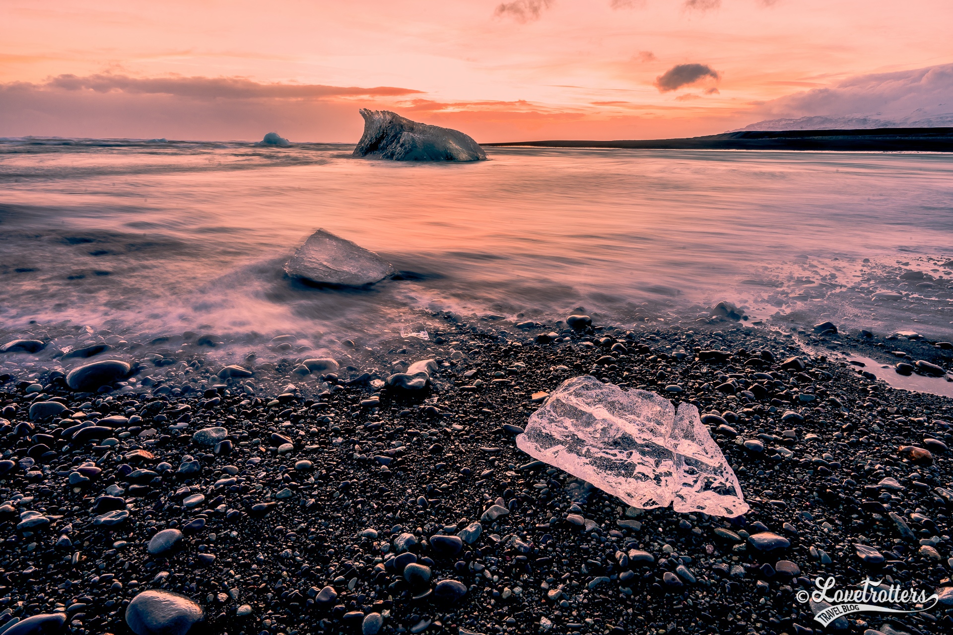 Voyage en Islande Diamond beach