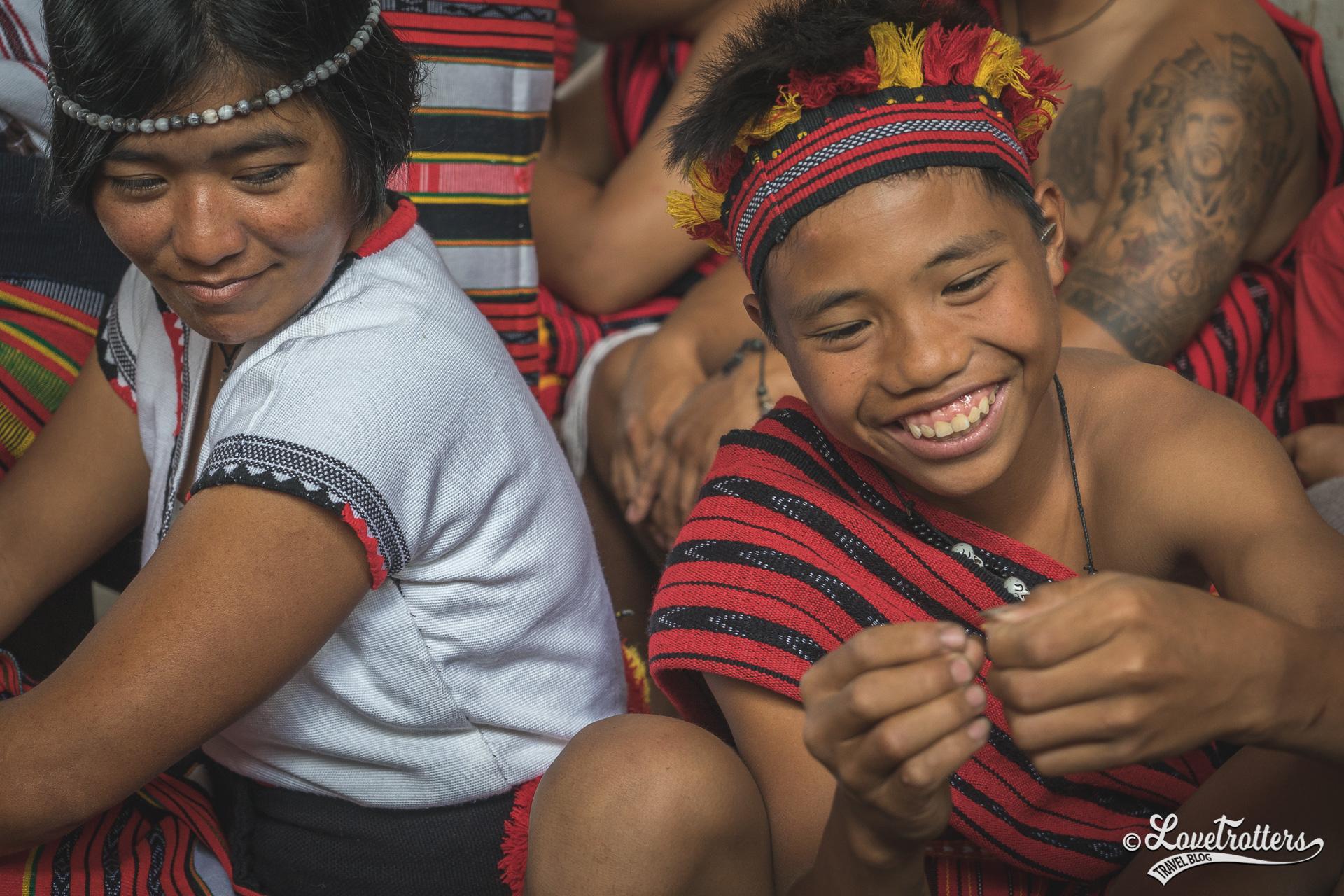 Voyage au Philippines - le peuple ifugao à Banaue