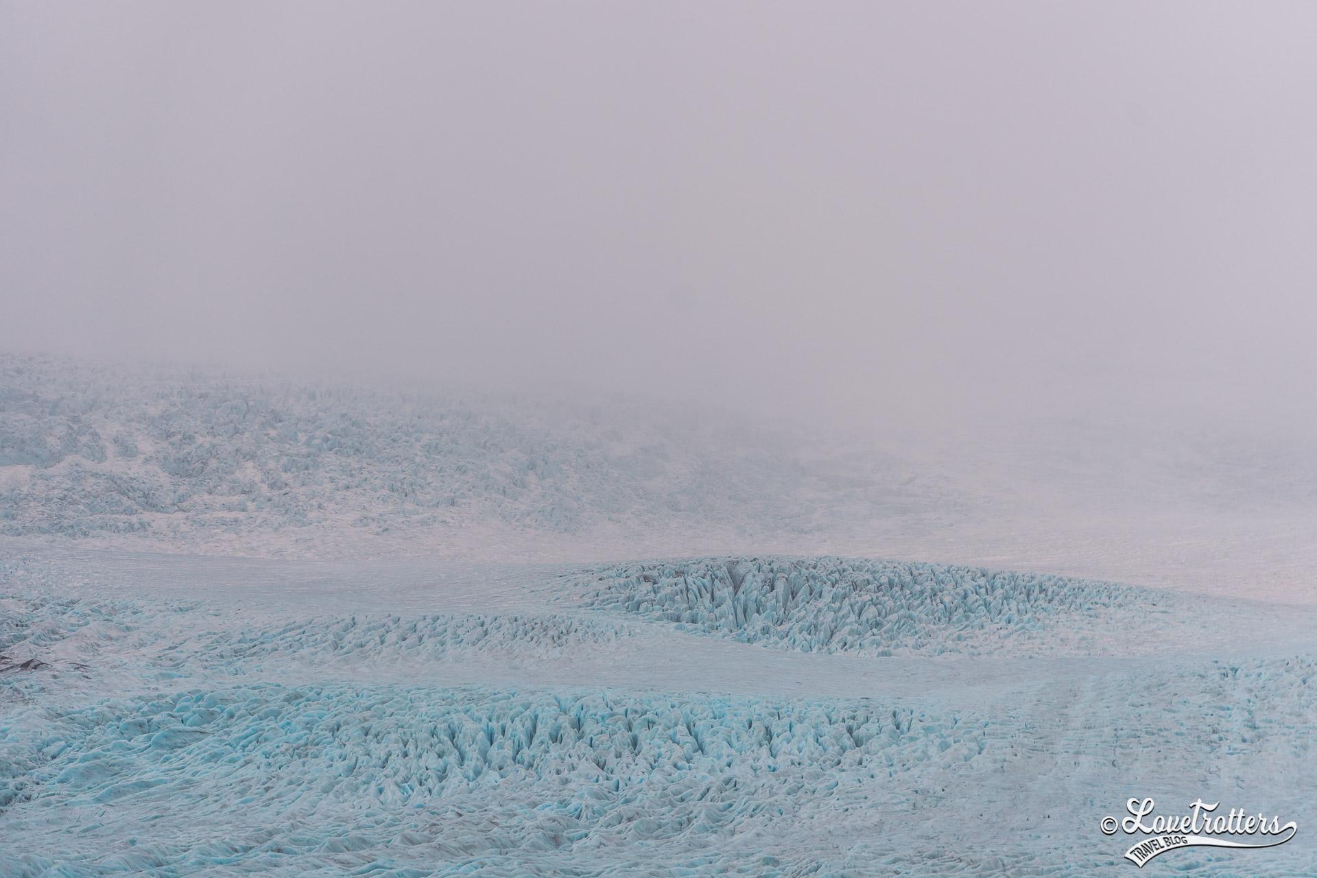 Les plus beaux glaciers en Islande