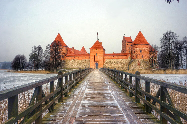 Voyage en couple à Vilnius en Lithuanie