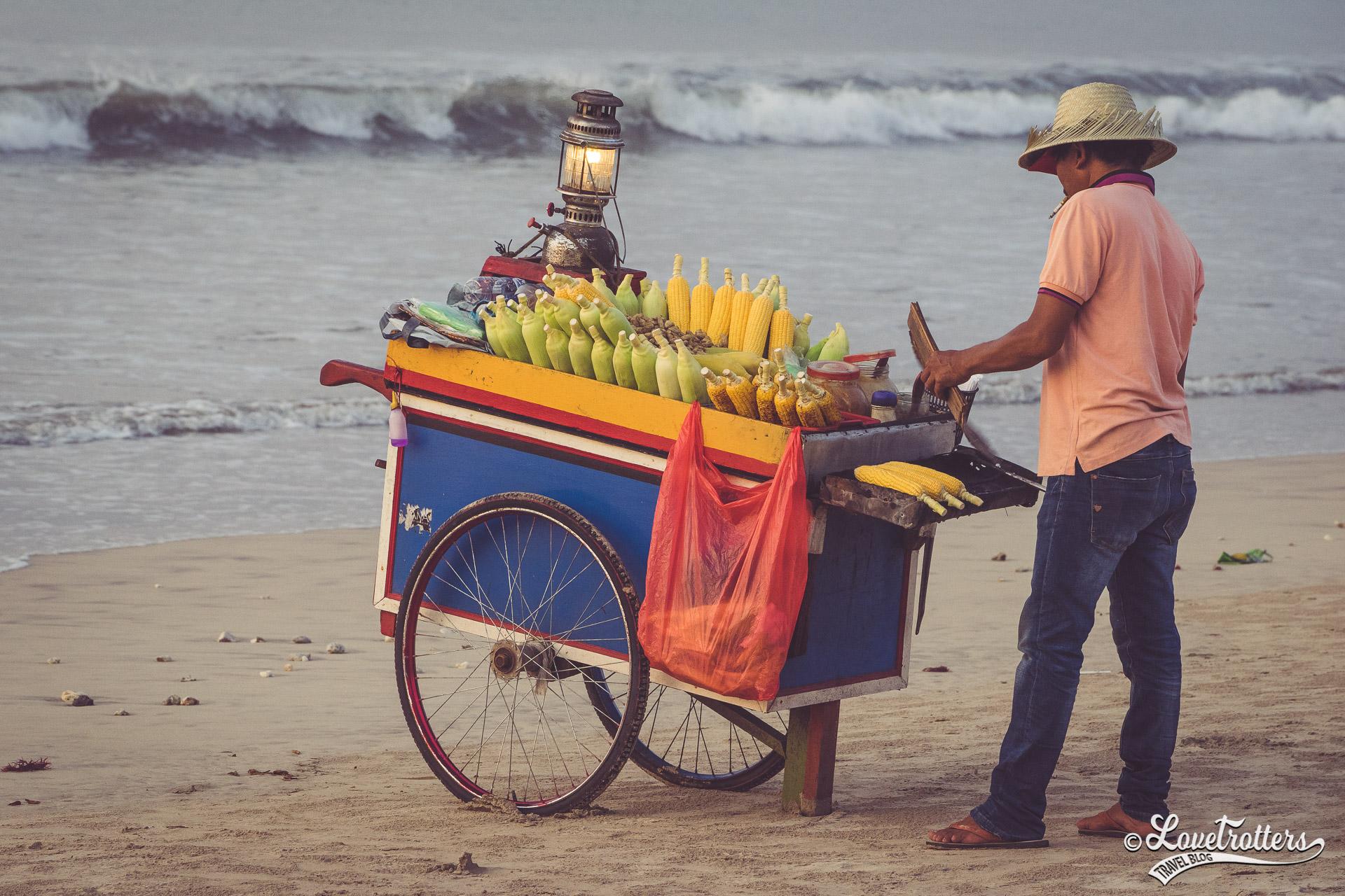 Voyage à Bali hors des sentiers battus - plage de Jimbaran
