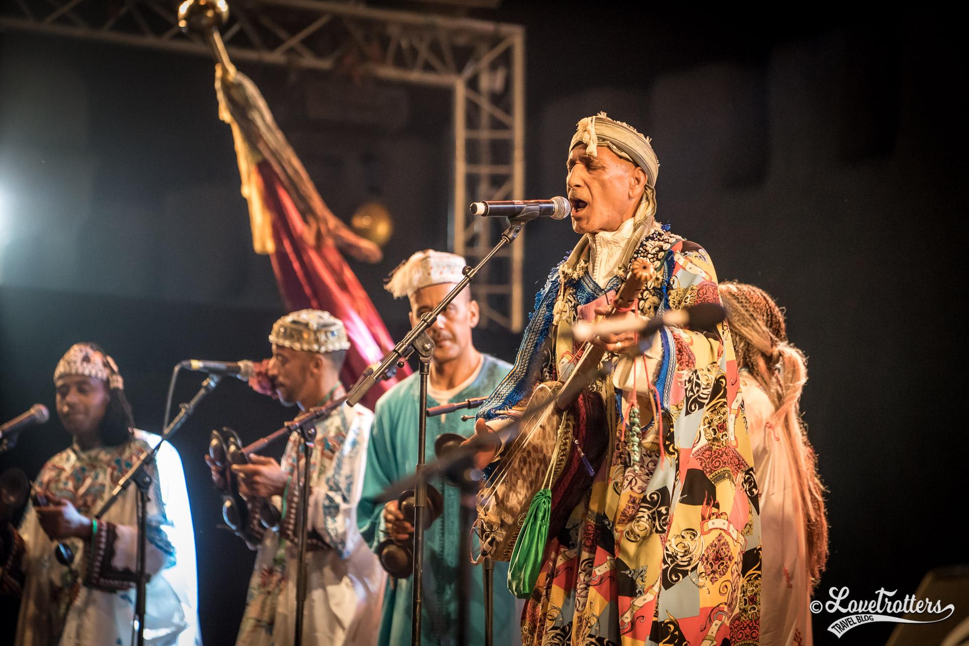 Vue sur les remparts de Essaouira